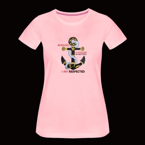 ANCHOR - Women's Premium T-Shirt