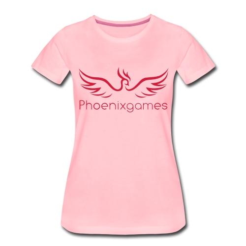 Phoenixgames - Frauen Premium T-Shirt