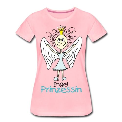 Engel Prinzessin - Frauen Premium T-Shirt