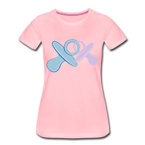 Mommy 'n' Daddy 2 be - Frauen Premium T-Shirt