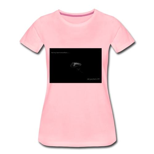 Lost Ma Heart - Women's Premium T-Shirt