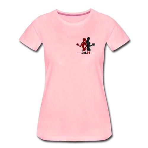 Lct24 - T-shirt Premium Femme