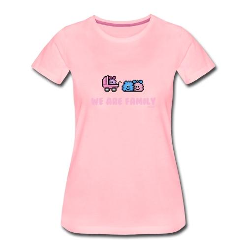 We Are Family - Girl - Frauen Premium T-Shirt
