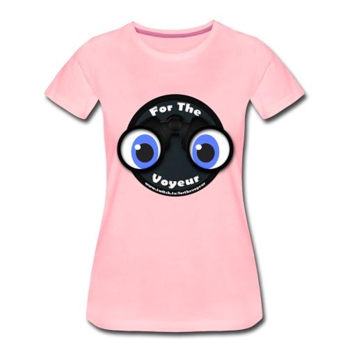 FTV4000 - Women's Premium T-Shirt
