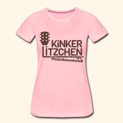 Kinkerlitzchen 02 - Frauen Premium T-Shirt