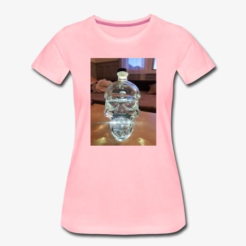 Crystel Head - Frauen Premium T-Shirt