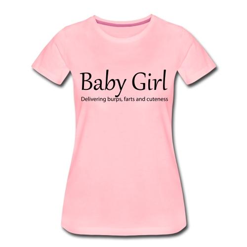 Baby girl - Women's Premium T-Shirt