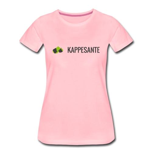 Logo + - Maglietta Premium da donna