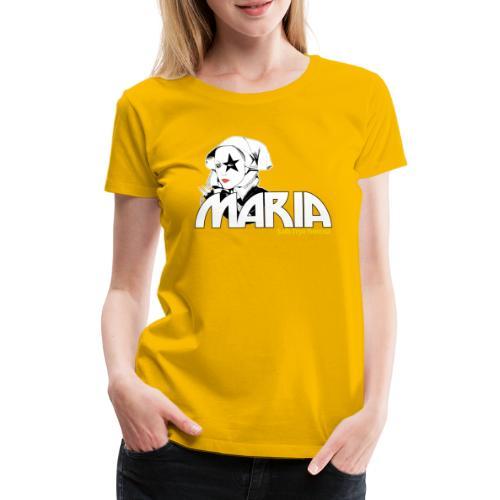 Ostfriesland Häuptlinge Maria von Jever Special - Frauen Premium T-Shirt