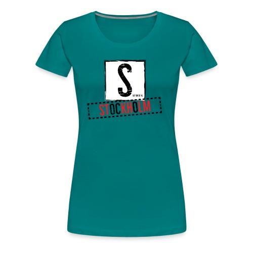 stockholm - Women's Premium T-Shirt