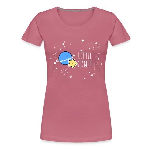 Little Comet - Naisten premium t-paita