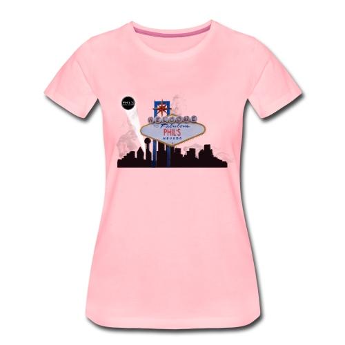 Fabolous Phil - Frauen Premium T-Shirt