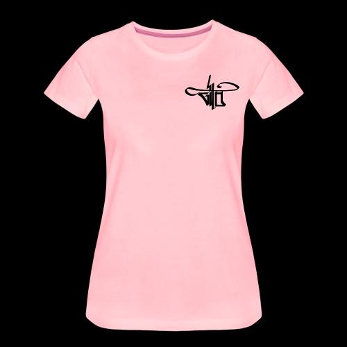 LOGO GILO - Maglietta Premium da donna