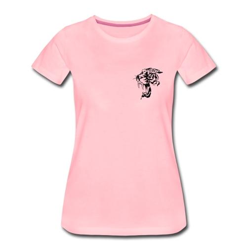 EYE OF THE TIGER - Maglietta Premium da donna