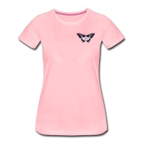 butterfly effect - Vrouwen Premium T-shirt