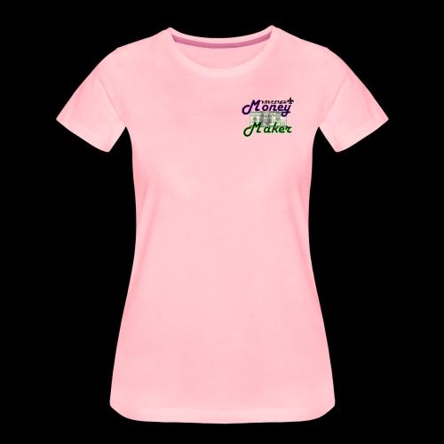 RF MONEY MAKER - Women's Premium T-Shirt