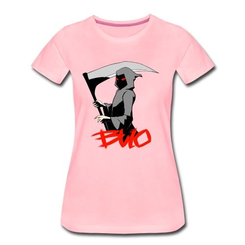 Grafica Buio - Maglietta Premium da donna