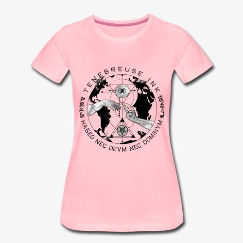 Paradoxe - T-shirt Premium Femme