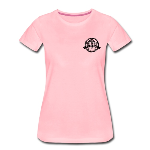 Tri to be Awesome - Kapuzenjacke Männer - Frauen Premium T-Shirt