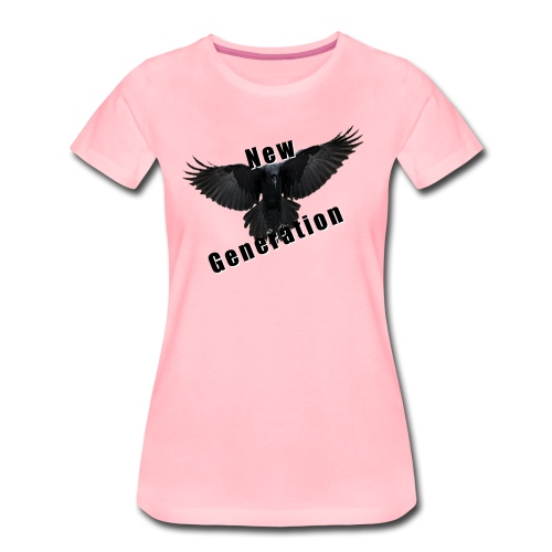 new generation - Vrouwen Premium T-shirt