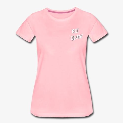 Classic White - Vrouwen Premium T-shirt