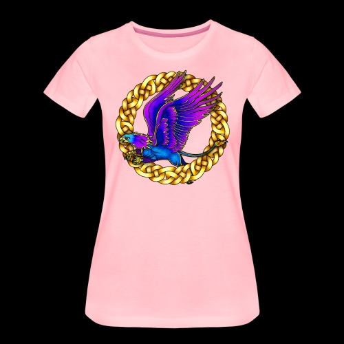 Royal Gryphon - Women's Premium T-Shirt