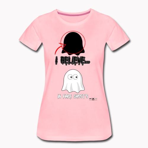 Lokey Reviews Official Spooky Ass Sunday Design - Women's Premium T-Shirt