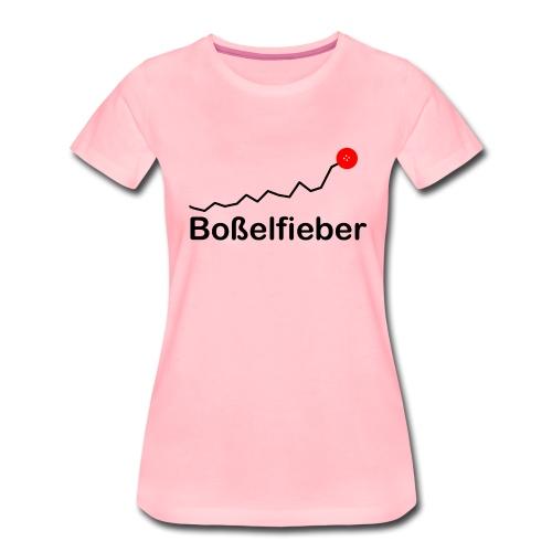 Bosselfieber Bosseln - Frauen Premium T-Shirt