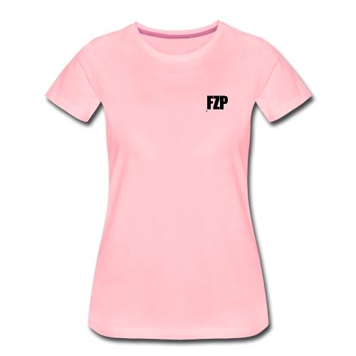 Logo schwarz hintergrund transparent png - Frauen Premium T-Shirt
