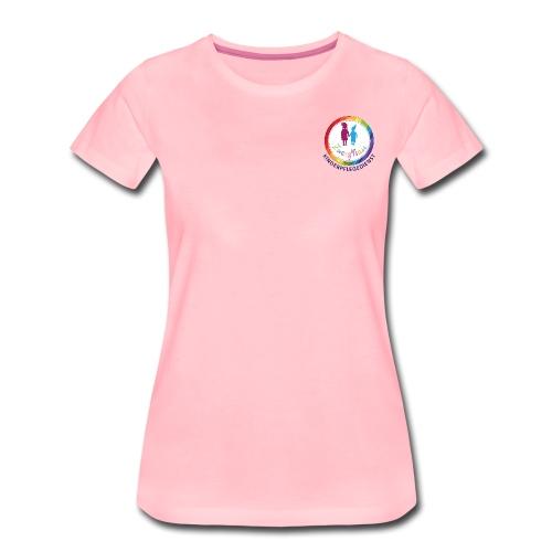LogoPrint - Frauen Premium T-Shirt