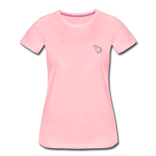 Fusée - T-shirt Premium Femme