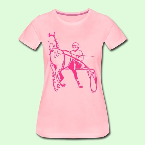 Le Trotteur - T-shirt Premium Femme