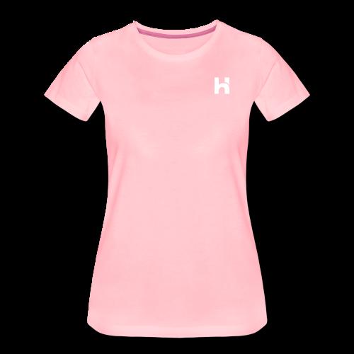 HOTELCHAMP H - Vrouwen Premium T-shirt