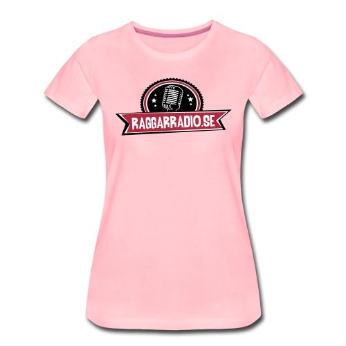 raggarradio - Premium-T-shirt dam