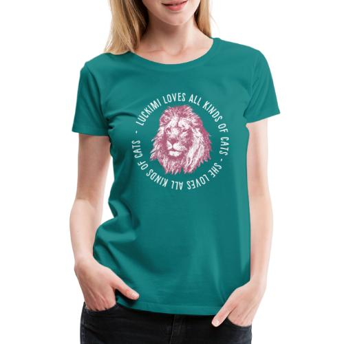 All kinds of cats - Women's Premium T-Shirt