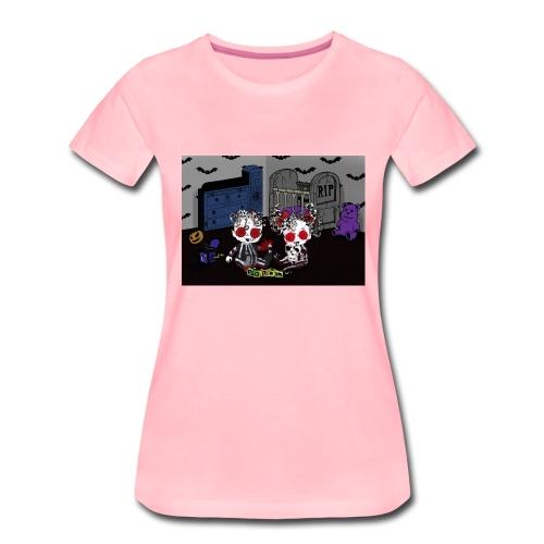 baby demons - Women's Premium T-Shirt