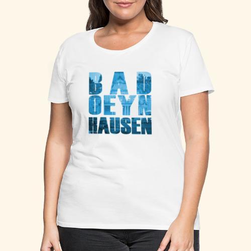 Durch die Oeynhausener Brille geschaut... - Frauen Premium T-Shirt