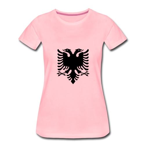 Shqiponja - Frauen Premium T-Shirt