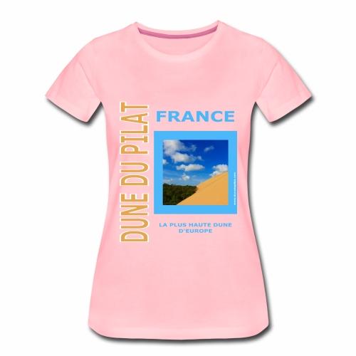DUNE 2019 no 2 - Women's Premium T-Shirt