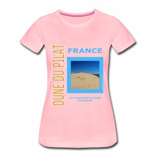 DUNE 2019 no 3 - Camiseta premium mujer