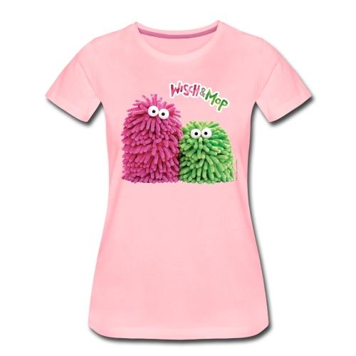 Wisch & Mop - Frauen Premium T-Shirt