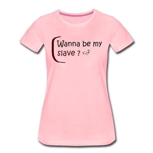 domsub-clothing.com - Women's Premium T-Shirt