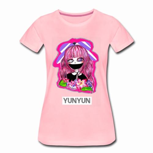 UH SHINDY - Women's Premium T-Shirt