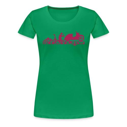 STAYLOW Bier - Frauen Premium T-Shirt
