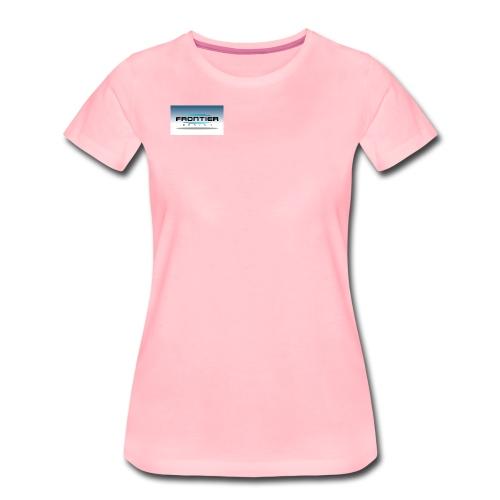 Frontier designs merchandise - Women's Premium T-Shirt