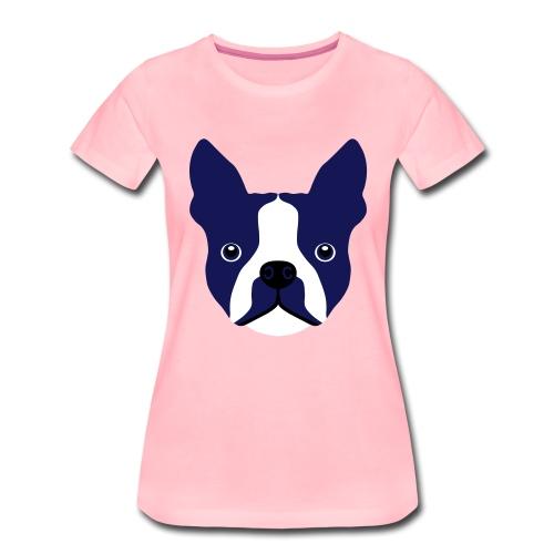 Französische Bulldogge - Frauen Premium T-Shirt