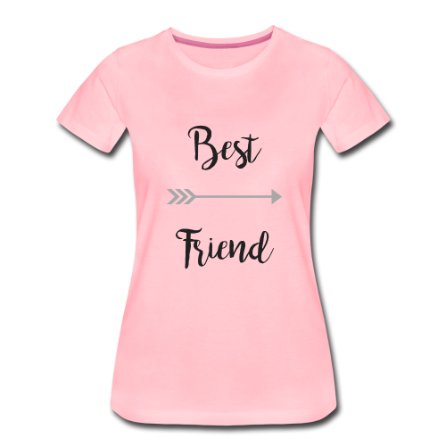 Best friend Teil 2 - Frauen Premium T-Shirt