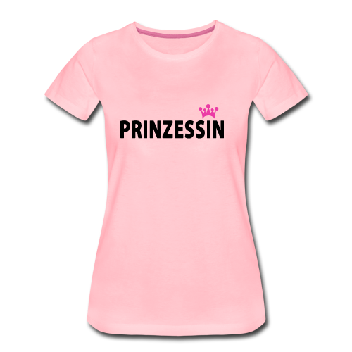 Prinzessin - Frauen Premium T-Shirt