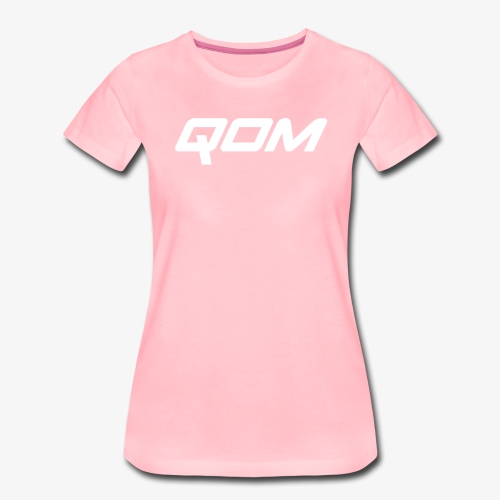 queen of the mountain mtb - Women's Premium T-Shirt