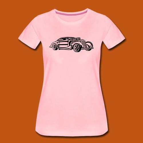 Hot Rod / Rad Rod 05_schwarz - Frauen Premium T-Shirt